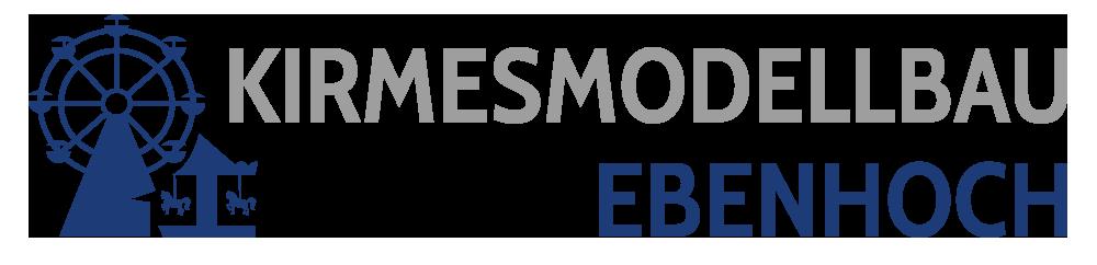Kirmesmodellbau Ebenhoch-Logo
